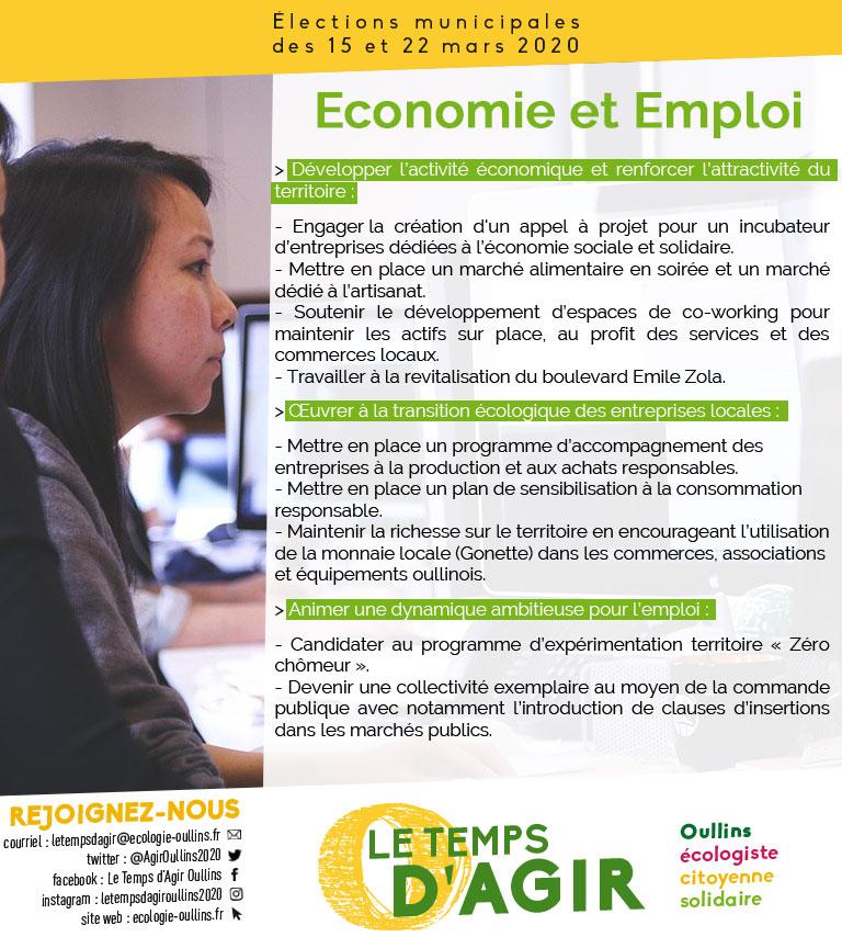 Economie-Emploi-Oullins